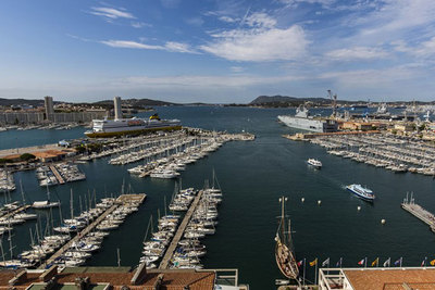 Attractivité de l'immobilier à Toulon