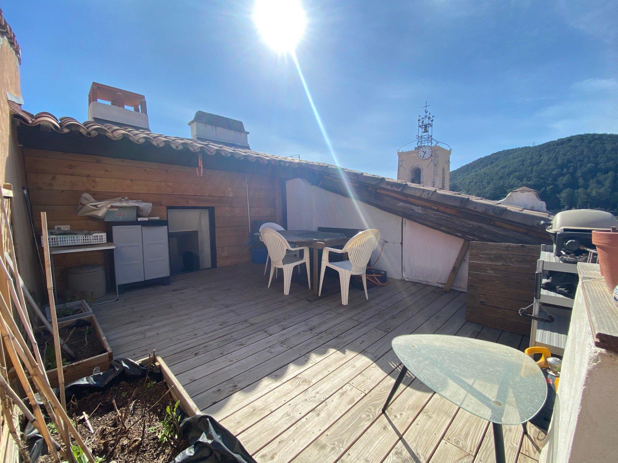 Vente Appartement Solliès-Toucas