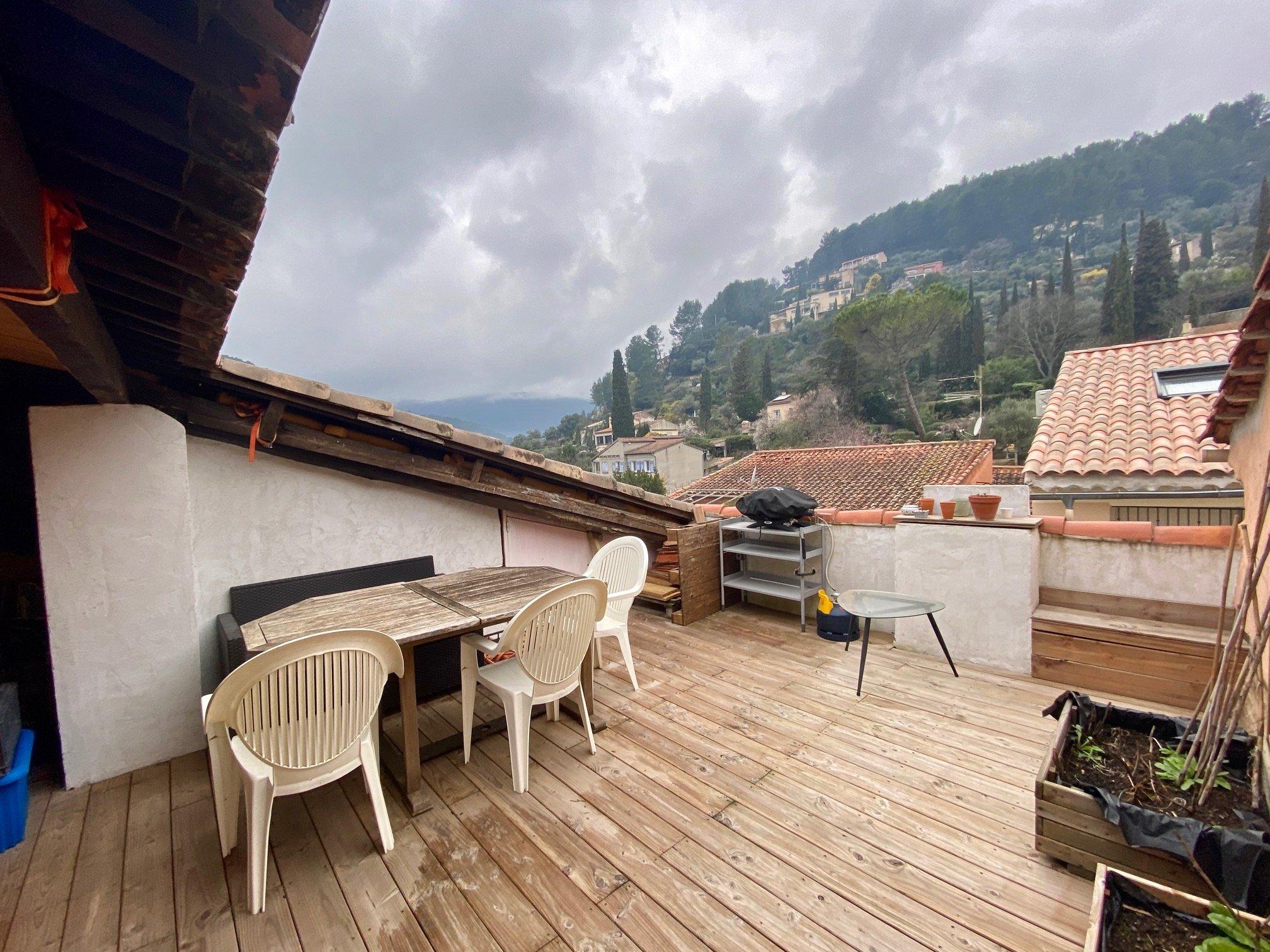 Appartement - Solliès-Toucas