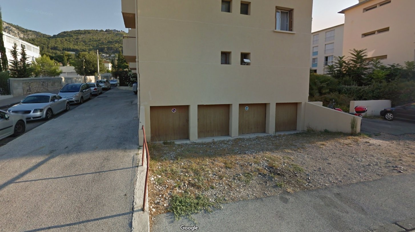 Location Garage Toulon