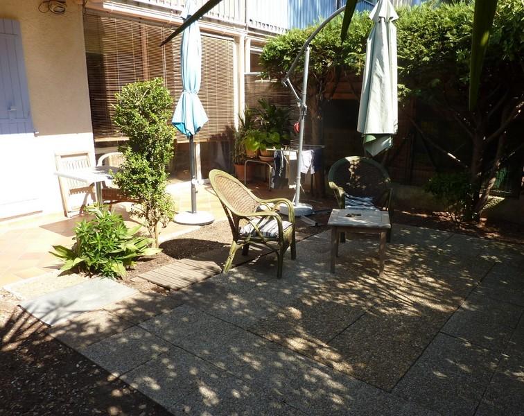 vente appartement jardin