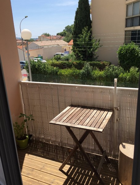 Vente T3 la valette terrasse