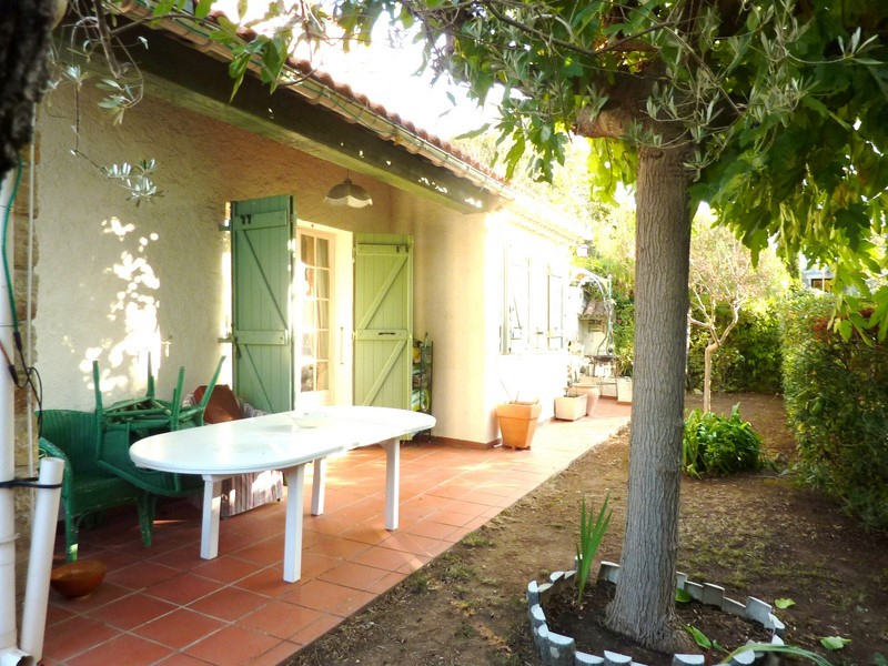 VENTE villa 5 pièces calme terrasse et jardin